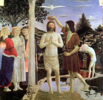 Video 294 – Il battesimo di Gesù